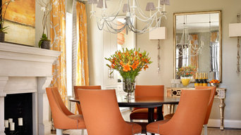 Great Transitional Dining Rooms