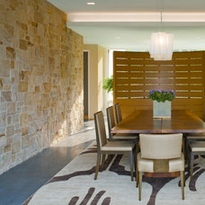 Modern Dining Room by BOWA