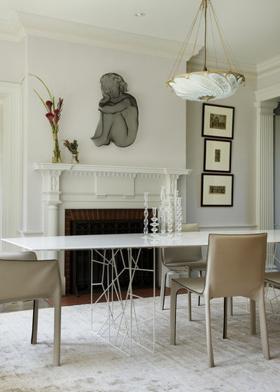 Contemporary Dining Room by LDa Architecture & Interiors