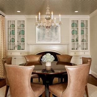 Elegant dining room photo in DC Metro