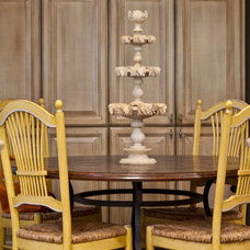 Traditional Dining Room by Scudder Construction LLC.