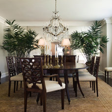 Traditional Dining Room by Sage Homes LLC