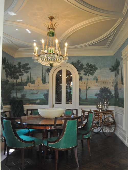 Awesome Dining Room Murals Gallery - Home Design Ideas ...