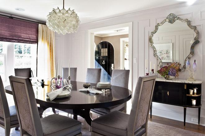 Modern Dining Room by Marks & Frantz Interior Design