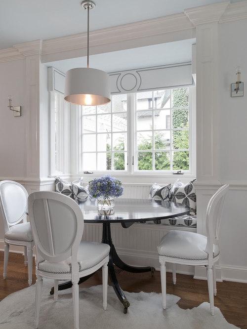 Window cornice ideas houzz for B q dining room ideas