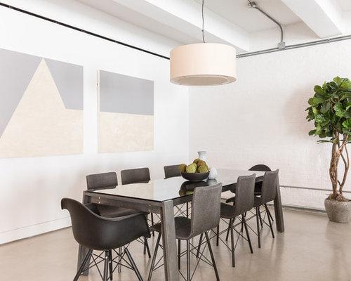 Contemporary Dining Room Lighting Ideas contemporary dining room ideas & design photos | houzz