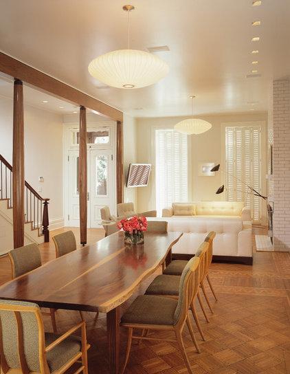 Modern Dining Room by Melander Architects, Inc.