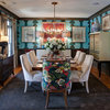 10 Delightfully Eclectic Dining Rooms