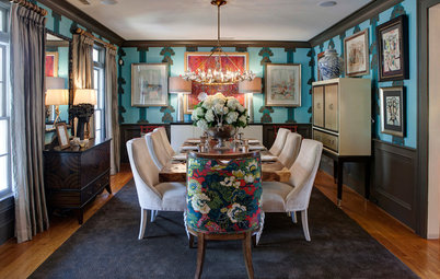 Room of the Day: Dining Room Surprise