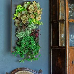 Idee per una sala da pranzo eclettica