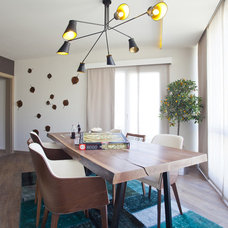 Dining Room by Neslihan Pekcan/Pebbledesign