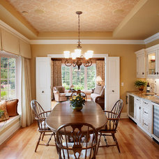 Traditional Dining Room by Grande Interiors