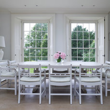 Traditional Dining Room by Thorp Design