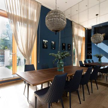 Hampstead modernist house