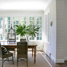 Traditional Dining Room by Wettling Architects