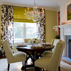 Traditional Dining Room by Bartolomei & Company Interior Design