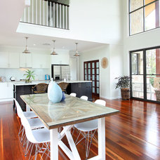 Contemporary Dining Room by Latitude 28 Constructions