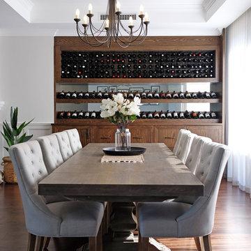 Hamptons Style Dining Room