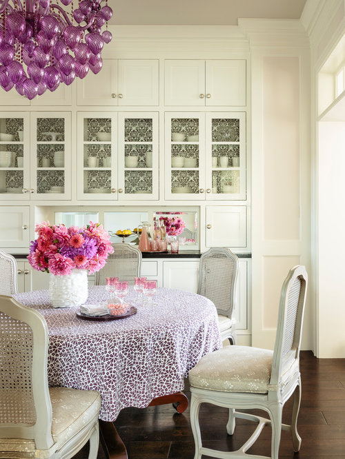 Wallpaper China Cabinet Ideas, Pictures, Remodel and Decor