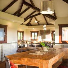 Asian Dining Room Hanalei Bay Vista Estate