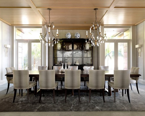 transitional double chandelier home design ideas photos. Black Bedroom Furniture Sets. Home Design Ideas