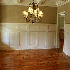 Traditional Dining Room by Hardwood Floors & More
