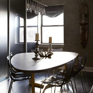 Ispirazione per una sala da pranzo bohémian