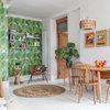 Neues Leben für eine ehemals düstere viktorianische Wohnung