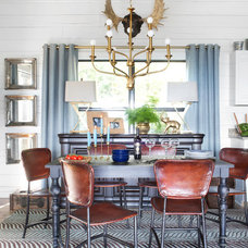 Eclectic Dining Room by Hayneedle