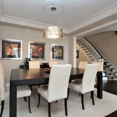Contemporary Dining Room Haywood