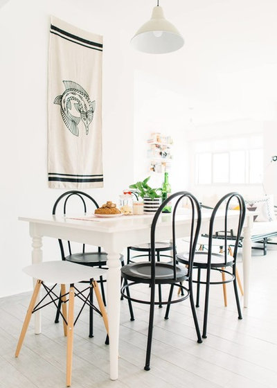 Victorian Dining Room by K2LD Builders