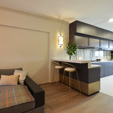 Houzz Tour: A Home Away From Home With Japanese Flair