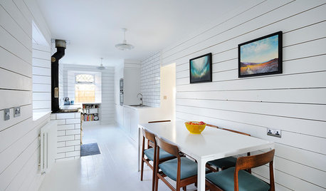 Houzz Tour: A Renovated Scottish Cottage With a Scandi Vibe