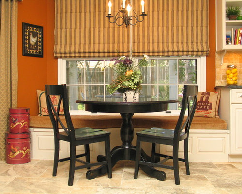 kitchen table bench seats | houzz