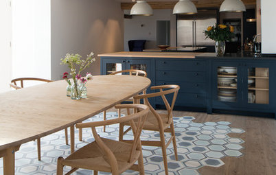 11 Ways to Define Your Open-plan Dining Space