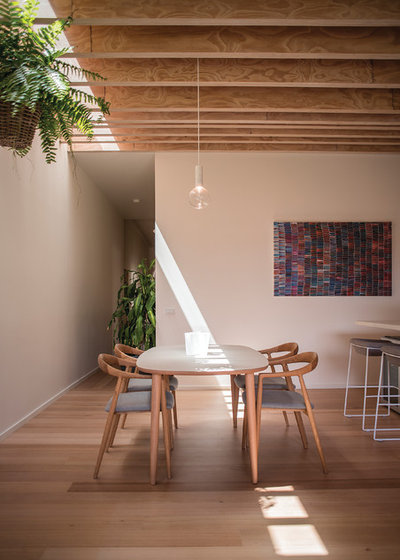 Contemporary Dining Room by Cheah Saw Architecture