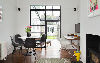 Crittall-style Doors: 10 Stylish Ideas for Using Them Inside