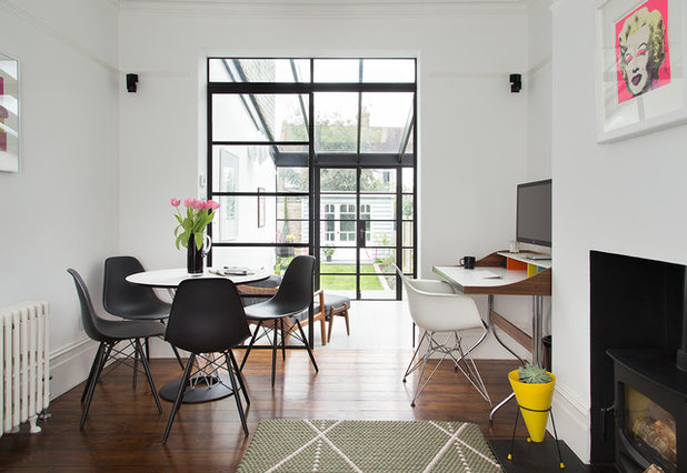 crittall style doors 10 stylish ideas for using them inside. Black Bedroom Furniture Sets. Home Design Ideas