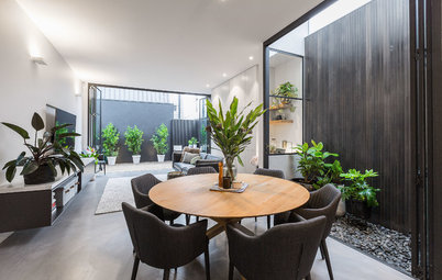 A Tiny Terrace Transformed With Space, Light and Luxe Detailing