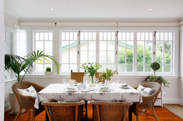 Traditional Dining Room by Broswick Builders Ltd