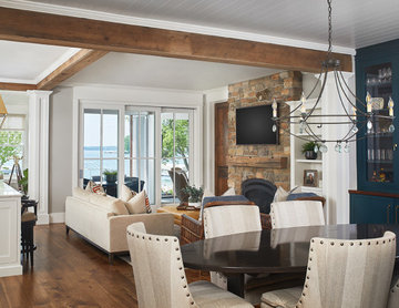 Hickory Hill   Rustic Modern Cottage