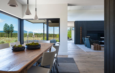 Houzz Tour: High-Desert Modern Style in Oregon