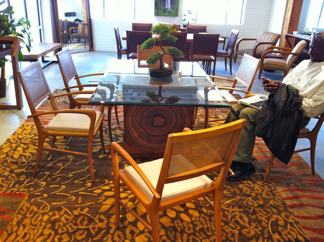 Dining Room High Point Market October 2011