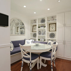 Traditional Dining Room by Dovetail Builders Inc.
