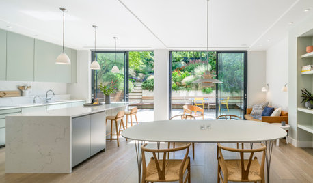 Houzz Tour: A Rejig Gives a Family More Room Without Extending