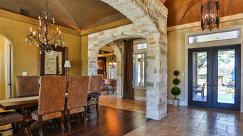 Hill Country Tuscan - McMurrey Builders