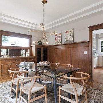 Hillegass- dining room