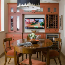 Traditional Dining Room by Coddington Design