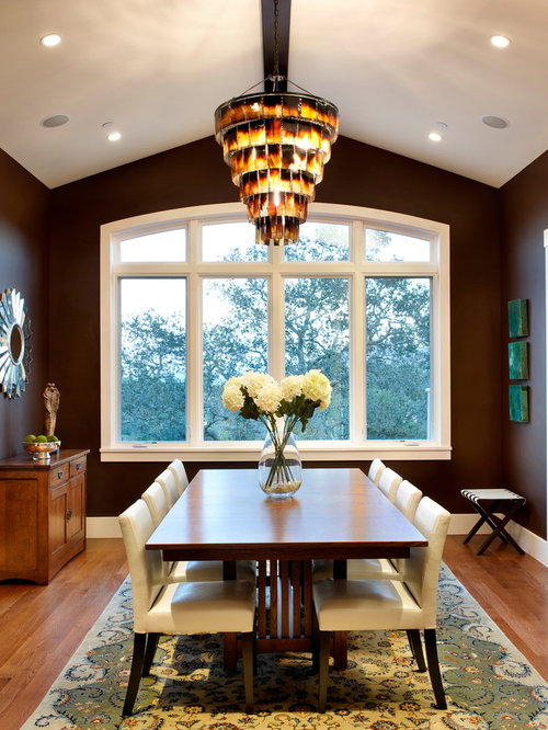 best brown dining room design ideas remodel pictures houzz