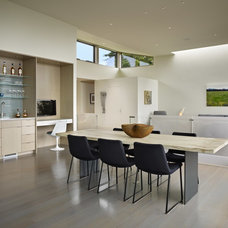 Modern Dining Room by DeForest Architects